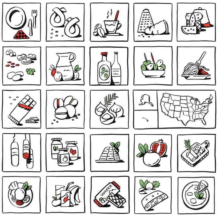 Xu hướng thiết kế website với các yếu tố vẽ tay