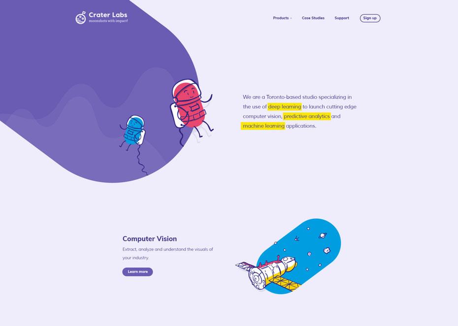 Xu hướng thiết kế website với sự không hoàn hảo